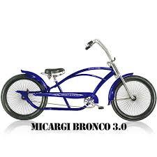 micargi bronco 3 0 chopper bicycle lowrider bikes cali bicycles