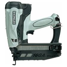 hitachi 2nd fix nail gun. hitachi nt65gs gas nail gun second fix 16 gauge (straight nails) 2nd