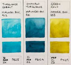 Jane Blundell Artist Maimeri Blu Watercolours Full Range