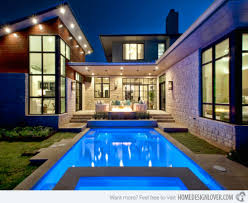 Small Picture House Swimming Pool Design 15 Lovely Swimming Pool House Designs