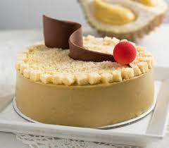 Durian Cake 1kg At 4800 Per Cake Eatzi Gourmet Bakery