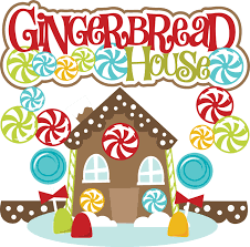 cute gingerbread house clipart. 28 Collection Of Gingerbread House Border Clipart High Quality Clip Art With Cute