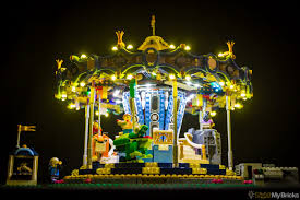 lego lighting. here is the instructions document for lego carousel led lighting kit please read and follow steps carefully to ensure this lego