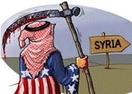 Os Estados Unidos, Síria e a cegueira de Ájax