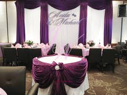 Love Wedding Decorations Purple Decoration For Weddings Wedding Accent Colors And