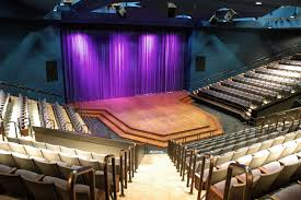 Ethel M Barber Theatre Seating Chart Thrust Stage Wikipedia