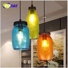 fumat modern home decoration a b c style colorful bottle diner pendant light bar light coffee light ac90 260v pendent lighting pendant light shade from