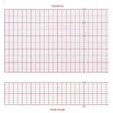 Stress Test Ecg Graph Paper Tmt Paper Gsm 80 120 Rs