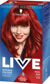 Live Colour Hair Dye From Schwarzkopf