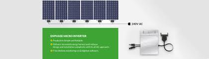 Inverter For Solar Panels Design Solar Panels Solar Hot Water Installation Gosolar Newcastle
