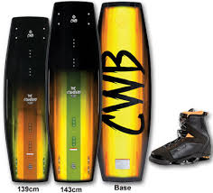 Cwb Wakeboard Size Chart Cwb The Standard Wakeboard 2017 With Jt Bindings