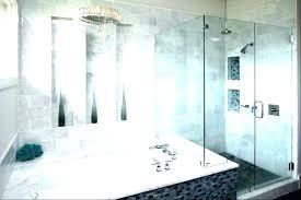 shower stall shelves corner tile ideas