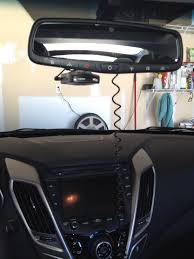 how to install bluelink homelink compass auto dim rear view how to install bluelink homelink compass auto dim rear view mirror from