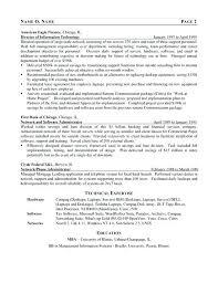 Consultant Resume Samples Bitacorita