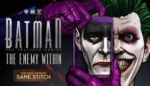 Batman The Enemy Within The Telltale Series Shadows Edition-CODEX | LaptrinhX