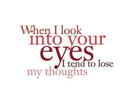 Your Eyes Are So Beautiful Quotes