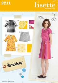 Simplicity Blouse Patterns Interesting Simplicity 48 Patterns Lisette
