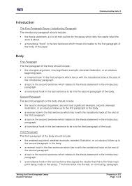 7 Paragraph Essay Outline Essay Outline Format Research Paper Template With Regard To