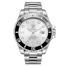 <b>Watches Luxury Automatic</b> Mechanical <b>Watches</b> Waterproof Diver ...