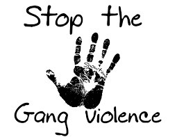 Image result for no gangs sign