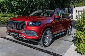 Outside, the maybach features an. La Motor Show Mercedes Maybach Gls 600 Revealed Carsales Com Au