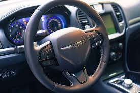 2016 chrysler 300s interior steering wheel