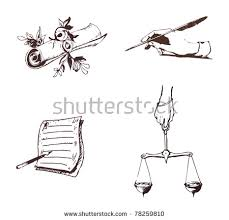 symbol literature stock vector shutterstock symbol of literature