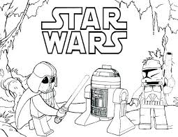 Star Wars Coloring Pages Lego Christianvisionpnginfo
