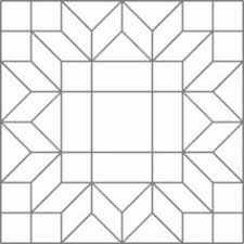 Printable Quilt Block Patterns | quilt block 7 blank possible ... & Friendship Star Variation (similar to Carpenter star?) Adamdwight.com