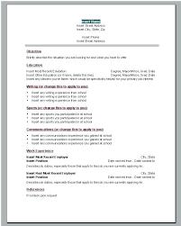 Resume Templates Microsoft Word 2010 Gorgeous How To Get A Resume Template On Microsoft Word 40 Simple Resume