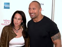 Filedany Garcia And Dwayne The Rock Johnson 2009 Tribecajpg
