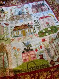 238 best SCHOOL HOUSE & HOUSE QUILTS images on Pinterest | Quilt ... & Home sweet home quilt pattern Supergoof Quilts: Cosy Pictures