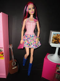 Resultado de imagen para barbie raquelle