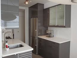 Dark Gray Cabinets Kitchen Stylish And Cool Gray Kitchen Cabinets For Your Home