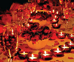 Fire And Ice Decorations Design Fire And Ice Party Table Myhofweddinglook Wedding Pinterest 5