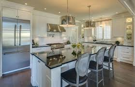 white kitchen black countertops white kitchen black kitchen