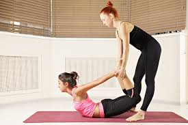 being a yoga teacher