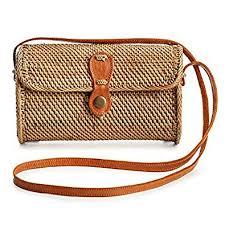 New <b>Rattan Bags</b> for <b>Women</b> - <b>Handmade Wicker</b> Woven <b>Purse</b> ...