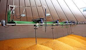 grain bins grain handling