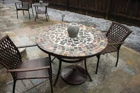 diy tile table top tile table tops outdoor designs master club rh master club build outdoor tile table outdoor dining table tile