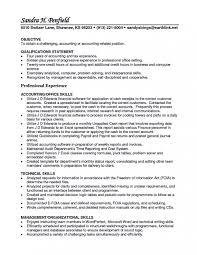 Accounts Receivable Resume Templates