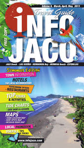 Info Jaco Easy Access Guide To Jaco Beach By Info Jaco Issuu