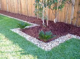 fence edging flower bed edging