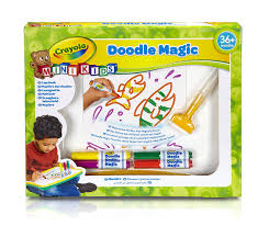 Crayola Mini Kids 81 1969 E 000 Kit De Loisirs Cr Atifs