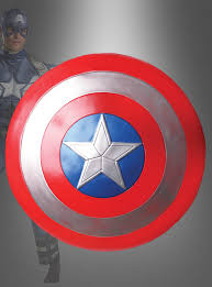 captain america shield 60 cm