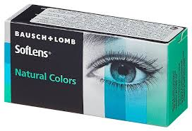Bausch & Lomb <b>SofLens</b> Natural Colors New (2 <b>линзы</b>) — купить по ...