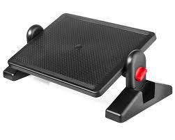 office footrests com details halter f6068 adjule height foot rest
