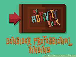 image led make activity books for children step 12