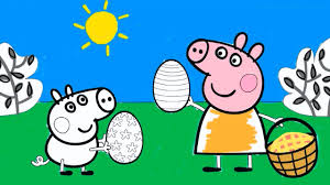 Small Picture Peppa Pig Coloring Pages Peppa Coloring Book YouTube