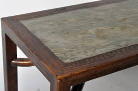 stone hall table. Modern Concept Stone Hall Table With Th Century Console Top At Stdibs P